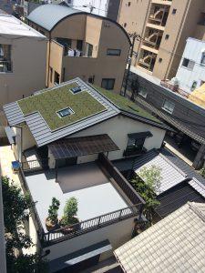 都島の新築町家