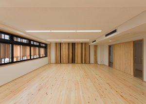 京都木材会館 2階会議室