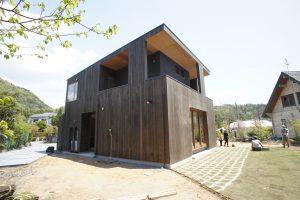 猪名川の家
