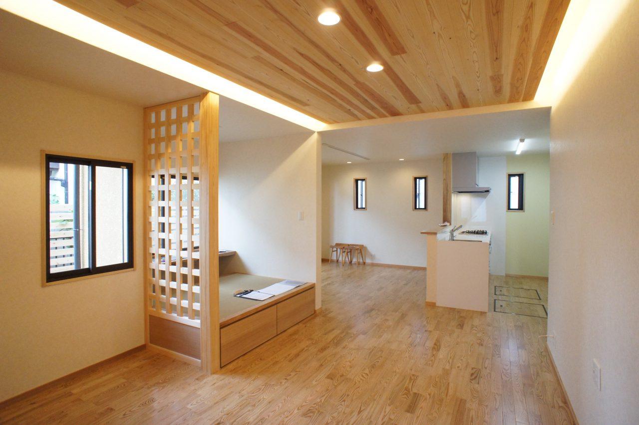 北嵯峨の家~木楽の家のリノベーション~
