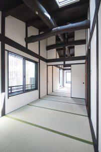 都島の新築町家 2F和室