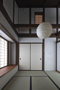 西大寺の家~奈良の新築町家~